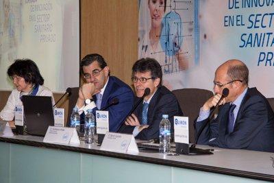 presentado en barcelona el informe anual de investigacion clinica en centros privados
