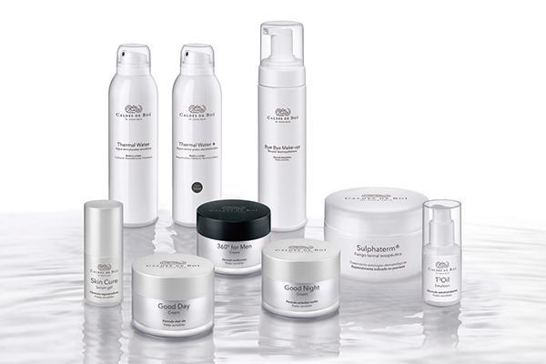 primera marca nacional de cosmeacutetica dermatoloacutegica con agua mineromedicinal en farmacias caldes de boiacute in your skin