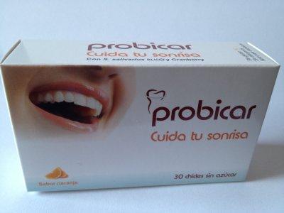 probicar un nuevo concepto de higiene bucal