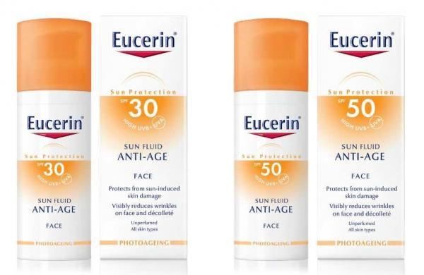 proteccioacuten solar todo el antildeo con los nuevos lanzamientos de eucerin sun protection