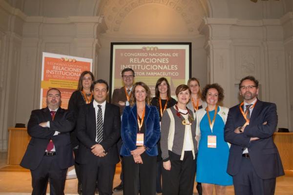punto-y-final-al-ii-congreso-nacional-de-relaciones-institucionales-del-sector-farmaceutico