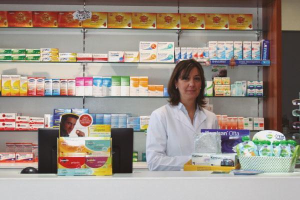 no queriamos una farmacia como las de toda la vida