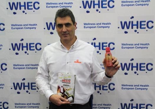 ramon campayo de la mano del complemento alimenticio neuroforza de whec bate el record mundial de memoria rapida