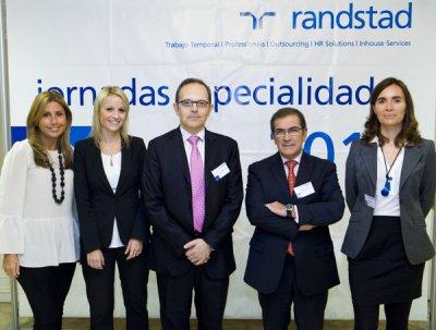 randstad organiza una nueva jornada en madrid para mostrar la evolucin de los rrhh en el sector farmacutico