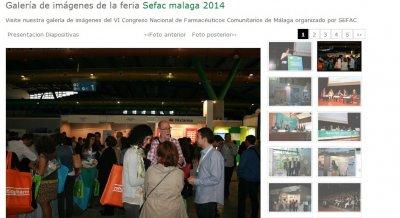 un recorrido fotografico por el vi congreso nacional de farmaceuticos  comunitarios de malaga