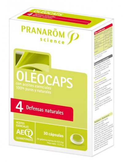 reforzar las defensas naturales con olocaps 4 de pranarm