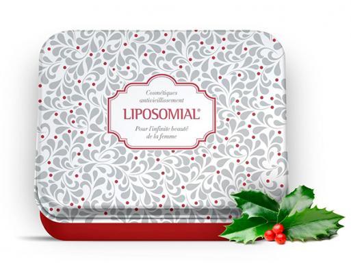 regala belleza en navidad con el pack belleza infinita de liposomial