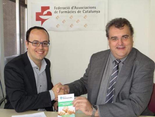 renovado el acuerdo de colaboracin entre fefac y banco farmacutico para implicar a las farmacias en la mejora del acceso a los medicamentos