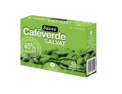 salvat lanza suveo cafeverde el extracto de cafe verde que ayuda a perder peso