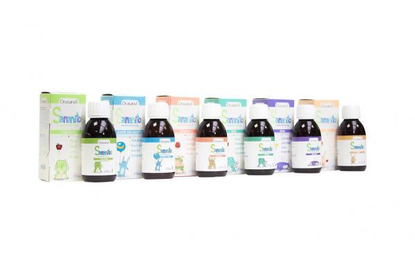 sananitos la nueva liacutenea de jarabes infantiles a base de ingredientes naturales de drasanvi