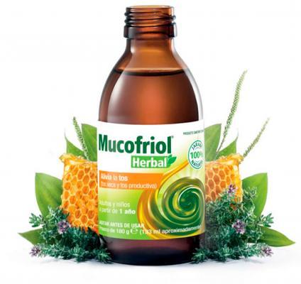 sanofi lanza mucofriol herbal un nuevo jarabe que alivia la tos de manera natural