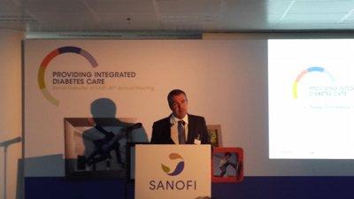 sanofi presenta en barcelona juniorstar una nueva pluma reutilizable de media unidad de insulina para personas con diabetes de tipo 1