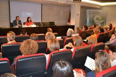 la sede del consejo general de colegios farmaceuticos acoge una reunion de coordinadores del proyecto hazfarma