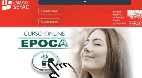 sefac activa la fase de formacioacuten online del programa de capacitacioacuten epoca