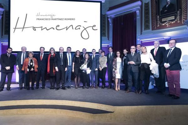 sefac-crea-un-premio-especial-en-el-ambito-asistencial-como-homenaje-a-francisco-martinez-romero