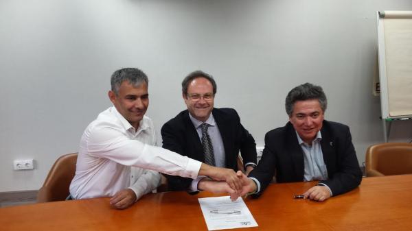 sefac firma nuevos acuerdos con los cof de tenerife y las palmas