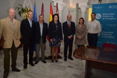sefac murcia y la universidad politecnica de cartagena impulsan la formacion y la investigacion