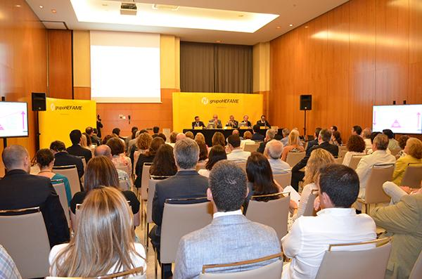 los socios de grupo hefame respaldan sus cuentas en las juntas preparatorias 2016