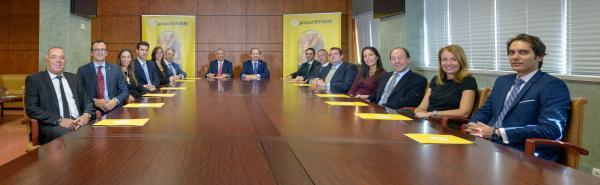 los socios de hefame ratifican a carlos coves como presidente del grupo