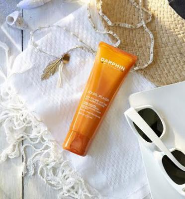 soleil plasir antiaging alta proteccion solar antienvejecimiento de darphin