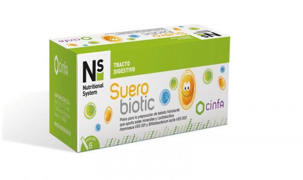 ns suerobiotic lo uacuteltimo en probioacuteticos infantiles de cinfa