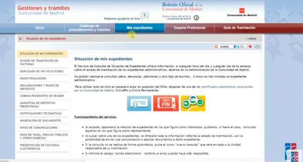 el traacutemite online para los nombramiento de farmaceacuteuticos en la comunidad de madrid