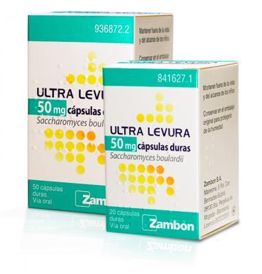 ultra levura tambieacuten indicada para tratar la diarrea en nintildeos