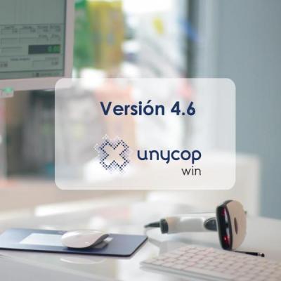 unycop lanza la nueva versioacuten 46 del software unycop win
