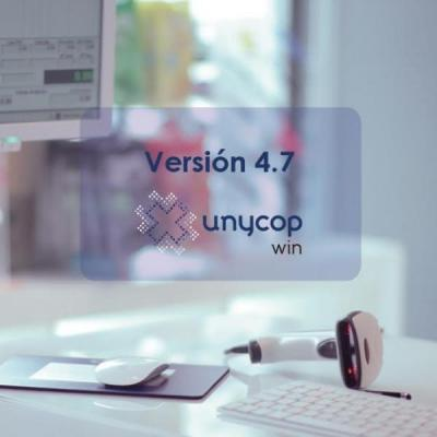 unycop lanza la versioacuten 47 del software unycop win
