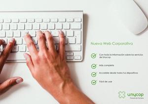unycop renueva su web corporativa