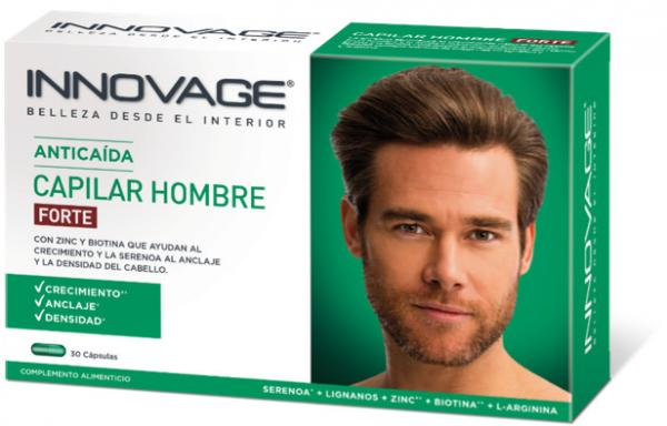 Anticaida de pelo hombre