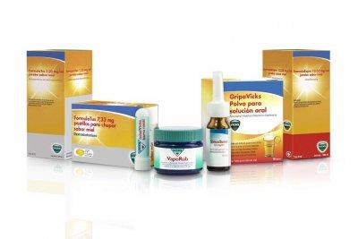 vicks actualiza su gama de medicamentos que combaten los principales sntomas