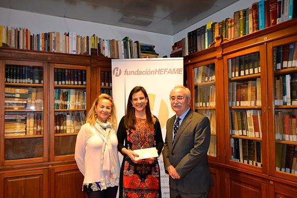 los viii premios fundacioacuten hefame reconoce los trabajos de investigacioacuten sobre quotseguridad en el pacientequot