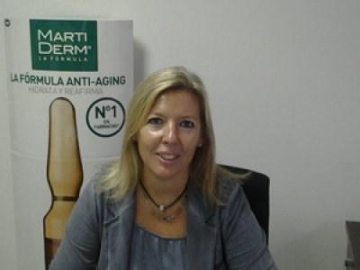 yolanda sanchis nueva directora de marketing a martiderm