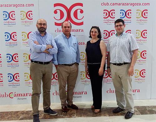 zaragoza acoge la ii sesioacuten de quotfarmacias en internet la digitalizacioacuten del sector farmaceacuteuticoquot
